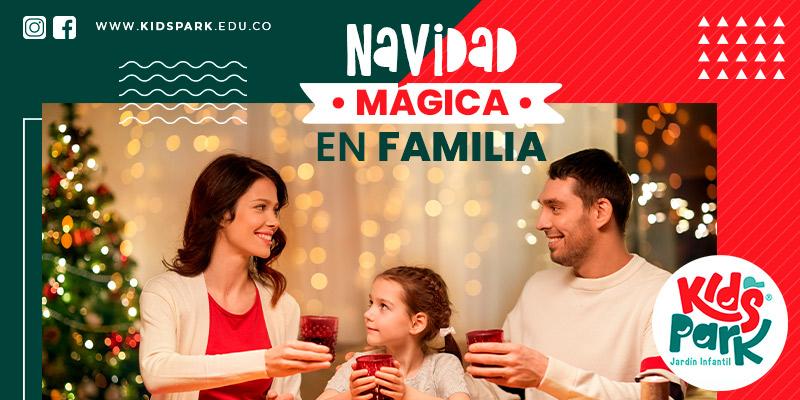 Navidad Mágica en familia