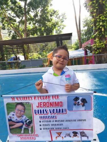 Candidato Ministerio SolidaridadJerónimo Castro Rios